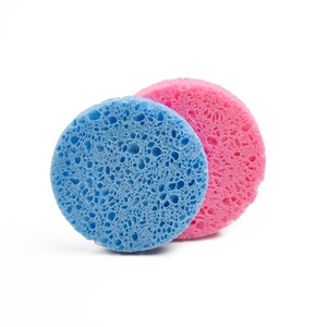 Beauty Care Compressed Cellulose Facial Sponges Cosmetic Makeup Puff