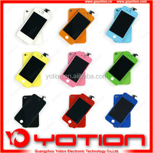 Factory wholesale for iphone 4 color conversion kits