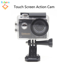 Mini Smart Waterproof Touch Screen Wifi 720P 1080P 4K Sport Video Action Camera