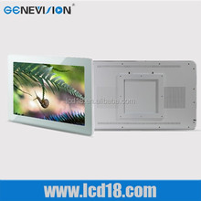"Shenzhen Lcd Manufacturer 27"" Back Fixing LG LCD Ad Video Player"