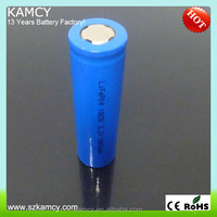 Hot selling 32650 li-ion rechargeable battery for electric cars and toys in China