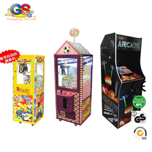 2018 New Popular Buy Kids Electronic Op Pusher Commercial Token Video Arcade Coin Operated Game Machine