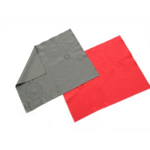 Best selling durable chamois non-slip microfiber cleaning cloth in bulk