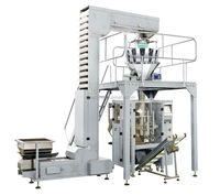 Automatic Vegetable Seed Plastic Film Packing Machine