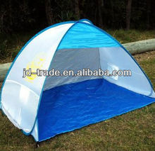 POP UP PICNIC DOME TENT BEACH POPUP TENT SUN SHADE POUCH PEG