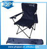 2016 New high quality cheap good-selling popular outdoors portable steel leisure with cup holder folding chair bed