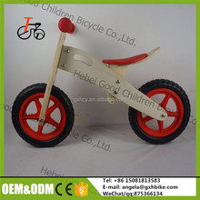 "wooden balance bike MOUNTAIN bicycleing for kids 12"" air wheels kids wooden balance bicycleing wood"