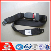 Hot selling 2 point bus safety seat belt manufacturer