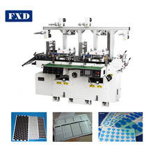 High Clear HTC Mobile Screen Protector Making Machine