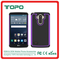 [TOPO] 2016 Hybrid combo football textures phone cover case for LG G4 NOTE LS770