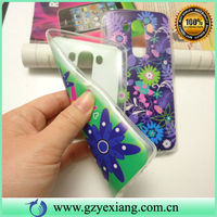 For LG G3 TPU Phone Case, Soft Gel Case Cover For LG G3 D858