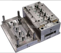 China abs injection molded plastic parts with Good Quality and Better Price