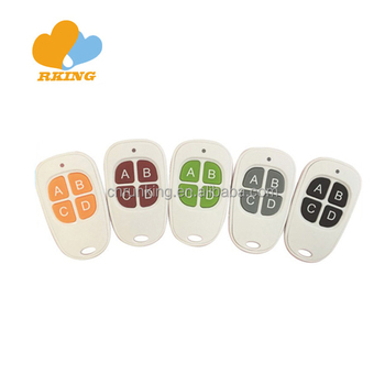 BENINCA TO.GO2WP TO.GO4WP Universal remote control transmitter fob copy face to face