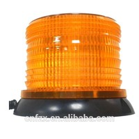 DC 24V 10~30V amber strobe light with bolt & magnet LED strobe light