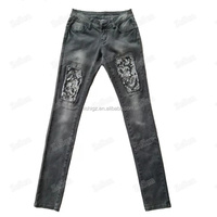 GUANGDONG OEM MENS DENIM JEANS DIFFERENT FIT AND TREATMENT EFFECT FOR RIP, PRITING ECT