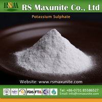 price of Potassium sulfate SOP water soluble fertilizer