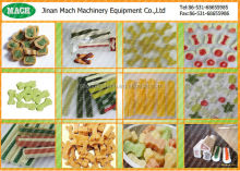 pet treats/dog chews food production line/making machinery in Jinan city, China
