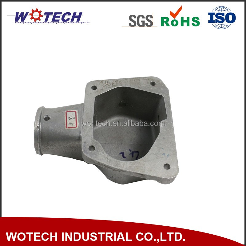 Iron sand castings air compressor