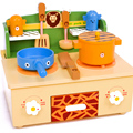 Kids play house kitchen set toy
