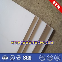 Different size 1 2 inch plastic sheets with non-standard
