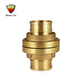 High Quality Anti Corrosion Brass Sexless Storz Fire Hose Coupling