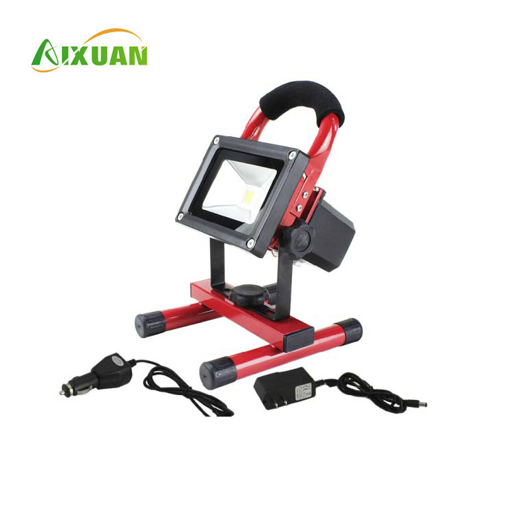 High Quality Industrial Lights Ip66 Cob Flood Light 10W 50W Led Flood Lamp