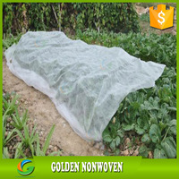 Non-woven polypropylene agriculture cover landscaping fabric