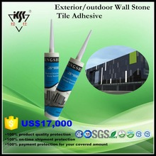 Best quality Outdoor/Exterior Stone Wall Tile Adhesive