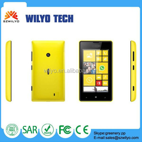W520 4.0 inch Phone with Front Camera Kids Mobile Phone Touch Screen Mobile Themes