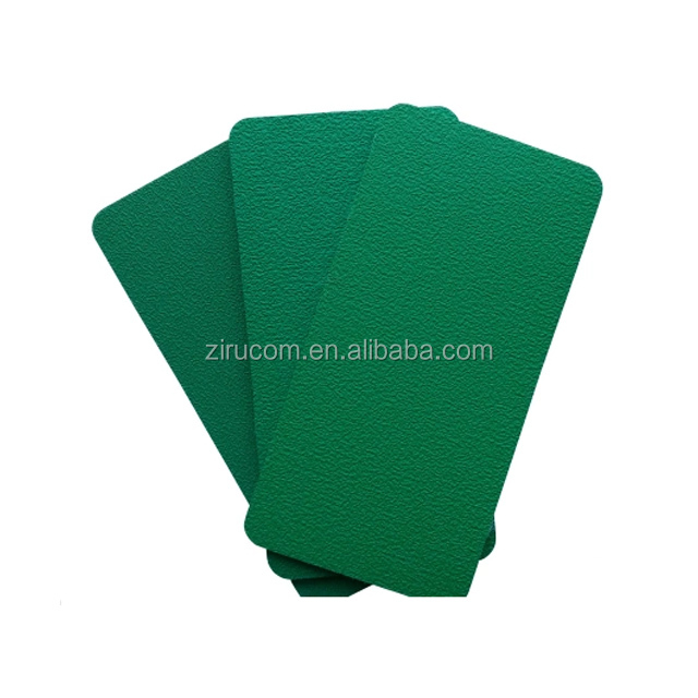 Outdoor anti-slip badminton flooring court hot selling from china factory various thickness.
