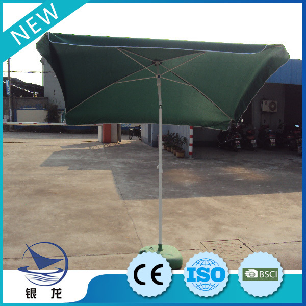 China Manufacturer low price Uv protection garden bench with umbrella