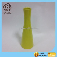 Unique design stylish ceramic modern colorful vase