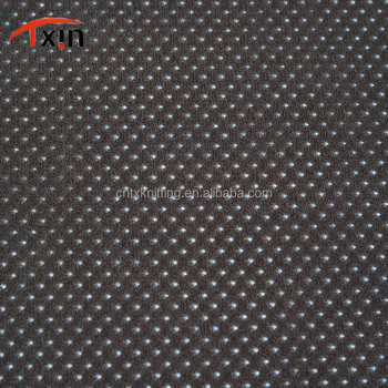 Yarn Dyed Pattern and Plain Style Polyester Brushed Fabric High Quality 165GSM For Bag
