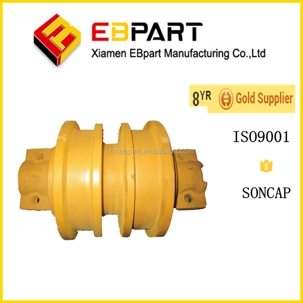 Heavy Equipment Spare parts D4H track roller