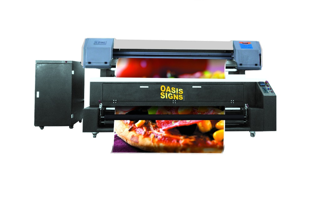 roll papaer sublimation printer