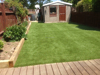 Anti sun damage artificial grass china artificial landscaping grass