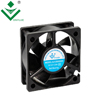 wholesale plastic ventilation dc powered high rpm customized bearing small fan with lead wires
