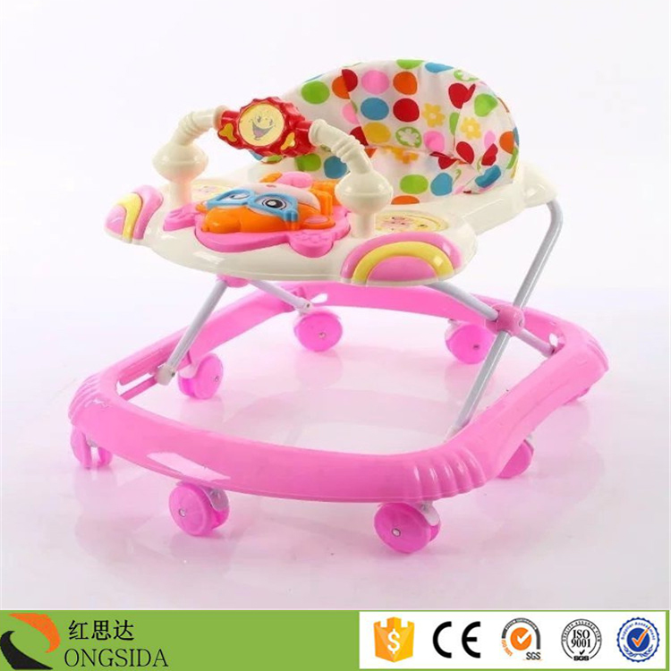2017 Manufacture Baby Products Hot Selling Baby Walker For Big Babies