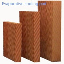 Poultry house evaporative cooling pad system for sale low price