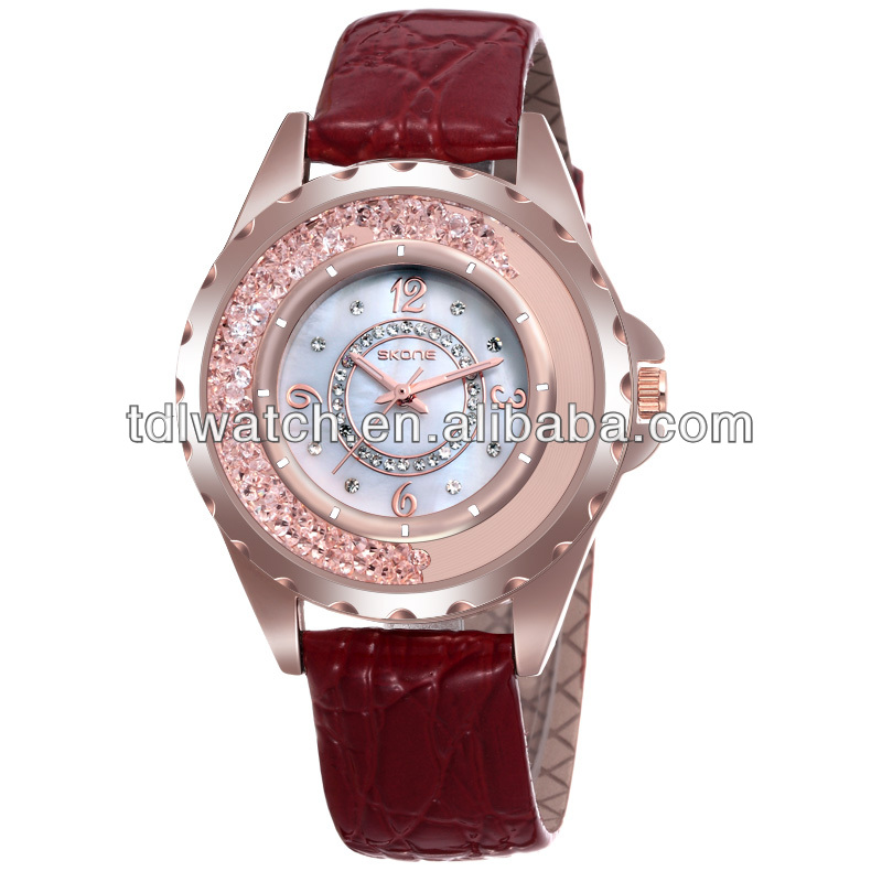 2015 hot sale skone 9303 latest wrist watch mobile phone