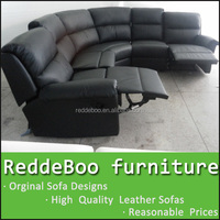 new l shape sofa with recliners designs