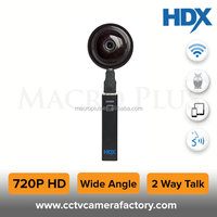 Low cost LED nightvision 1.0MP 720P motion dection P2P 32GB alart alarm speaker voice HD wifi IP camera