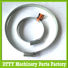 Factory supply pipe clamp air filtration systems Hot Sell