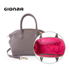 China Factory Luxury Women Tote Bags Designer Inspired Ladies College Pu Leather Handbags