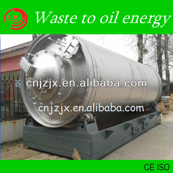 2014 green technology Furnace oil Making From Tyres Scrap with CE&ISO9001