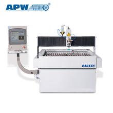 2017 Stone Cutting Machine Small Water Jet Portable Waterjet Cutter Cutting Machine