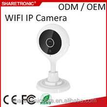 Custom P2P Server Wireless HD Wifi IP Camera manufacturer