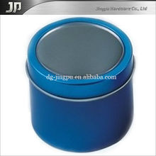 Chinese round tin cans for food canning