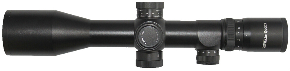 Vector Optics Siegfried 3-12x50 First Focal Plane 34mm Rifle Scope 1 Click 1cm Adjust