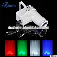 Fatory directly DJ Effect Light Party Club Bar 9W Full Color RGB led pin spot light